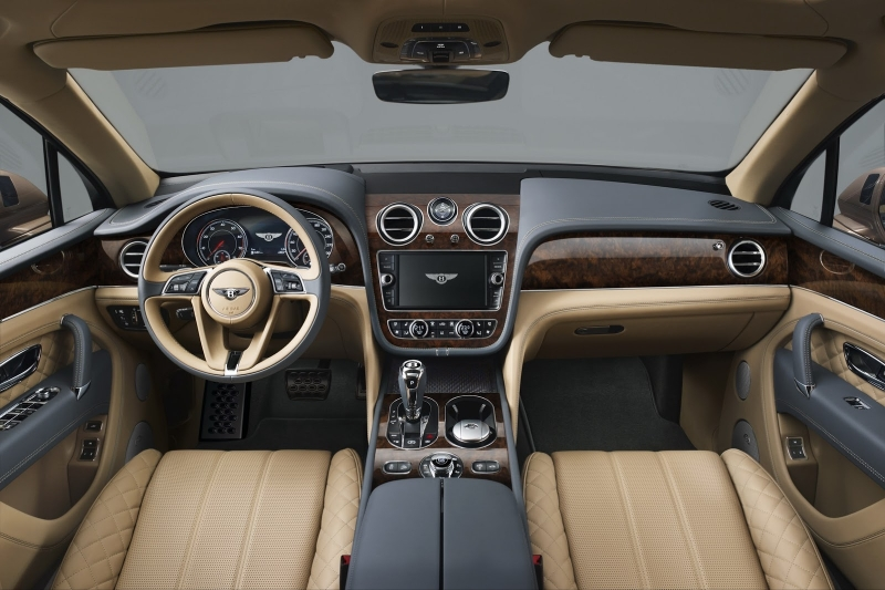 sm.Bentley Bentayga 5.800