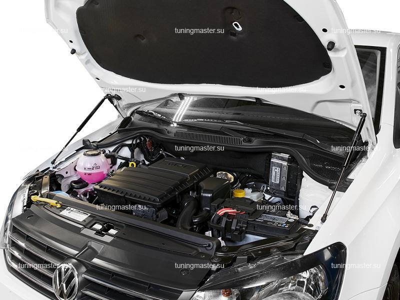 Амортизаторы капота для VolksWagen Polo