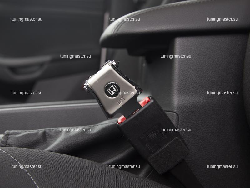 Заглушка ремня безопасности с логотипом HONDA с замком