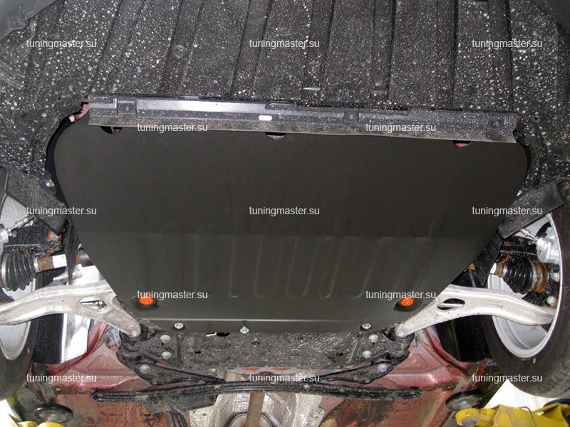 Защита картера и КПП Ford Grand C-Max