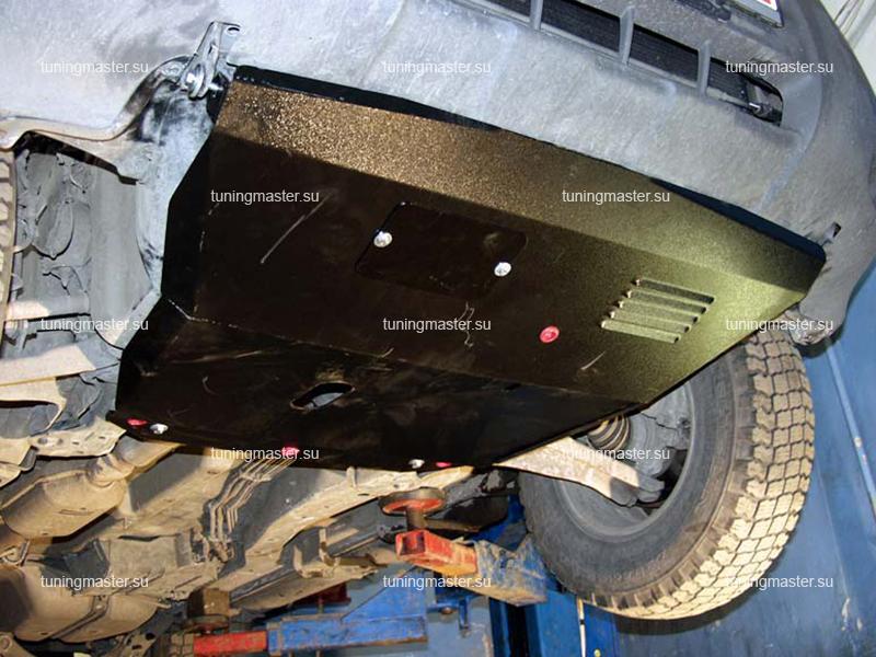Защита картера и КПП Ford Maverick