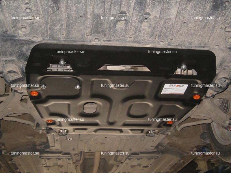 Защита картера и КПП Honda Civic (sedan)