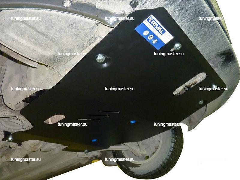 Защита картера и КПП Mitsubishi Galant