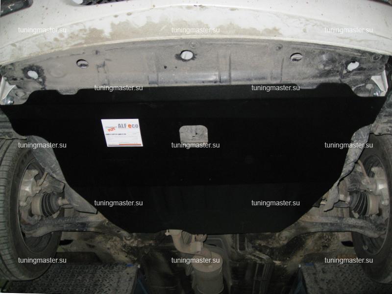 Защита картера и КПП Nissan Almera N16