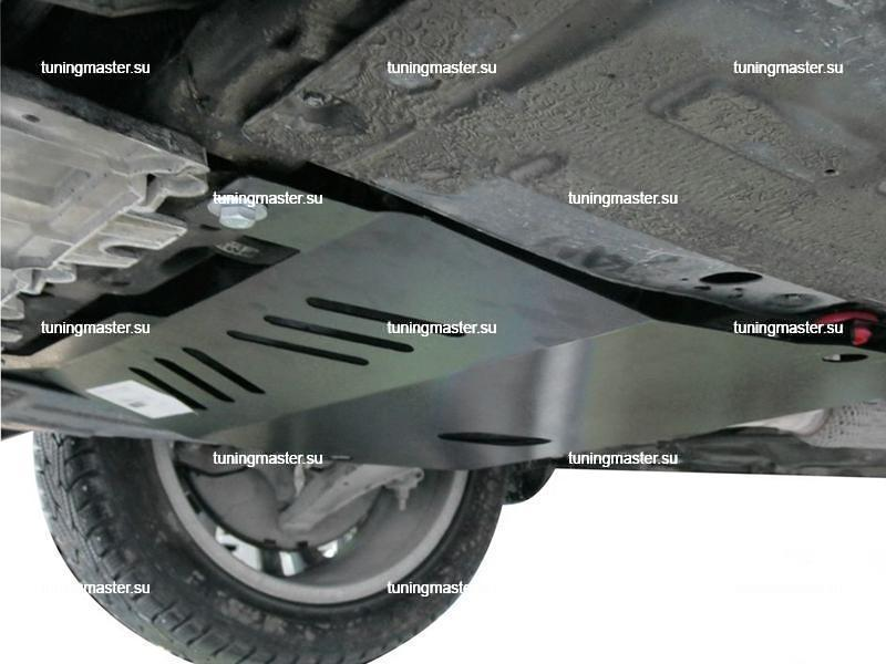 Защита картера и КПП Opel Insignia