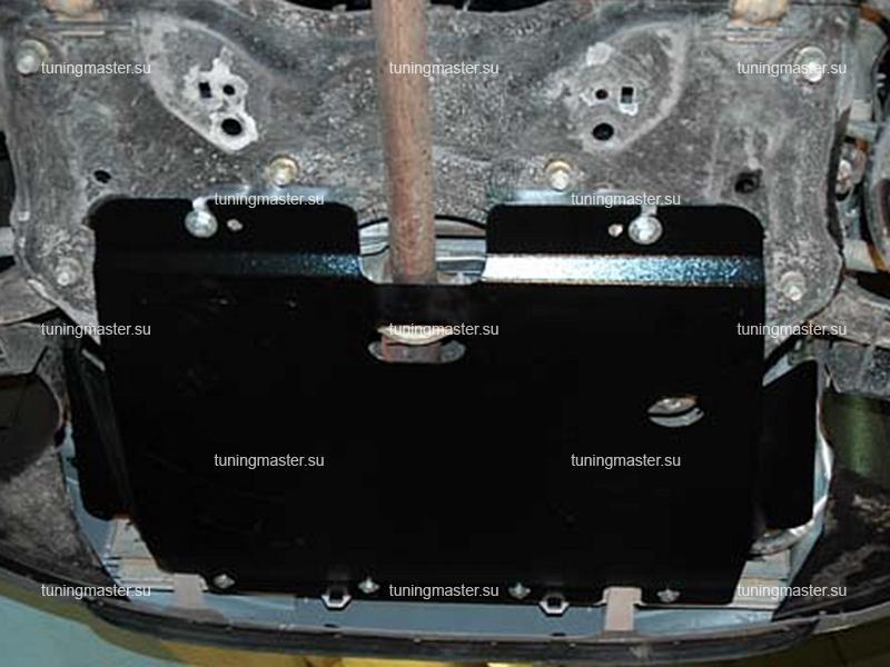 Защита картера и КПП Peugeot 206