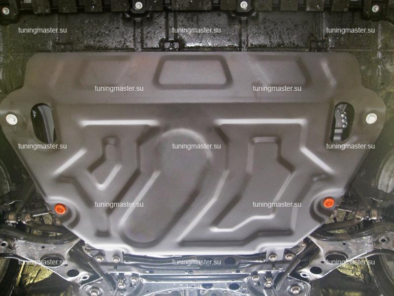 Защита картера и КПП Toyota RAV4 V2.0