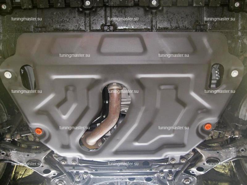 Защита картера и КПП Toyota RAV4 V2.4