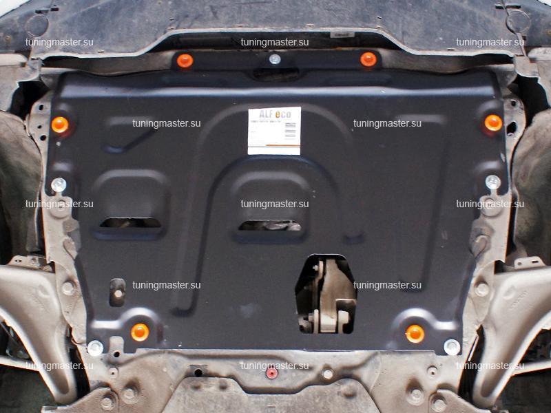 Защита картера и КПП Volvo S80