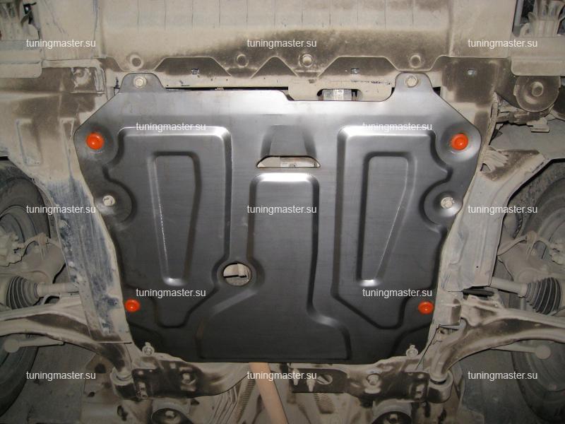 Защита картера и КПП Chevrolet Cruze