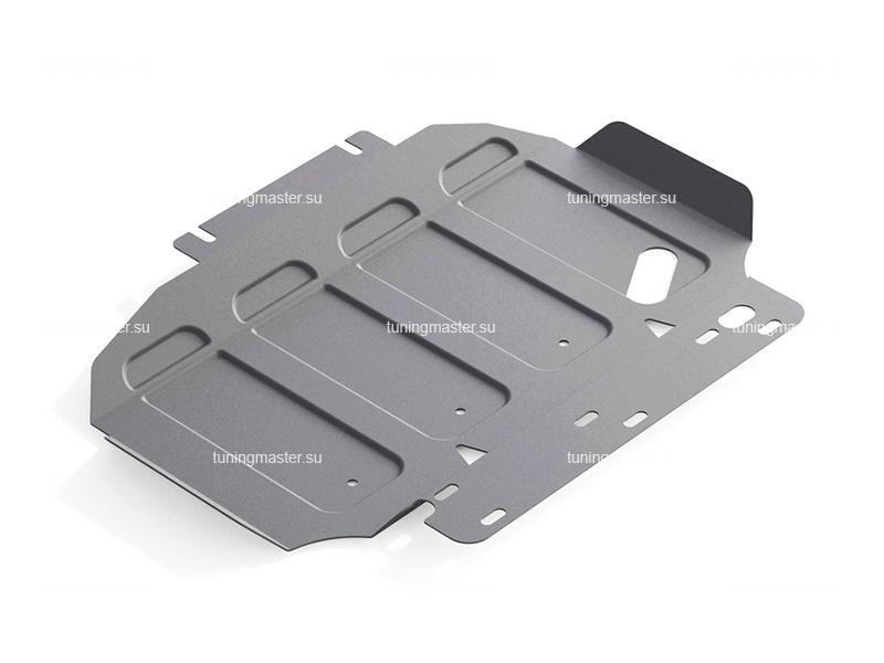 Защита картера Nissan Navara (алюминиевая)