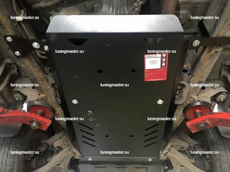 Защита коробки передач Mitsubishi L200