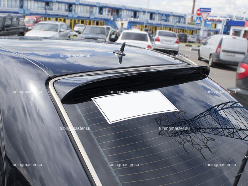 Козырек на заднее стекло Mersedes Benz W210