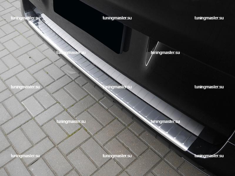 Накладка на задний бампер Mercedes Benz Vito W 447