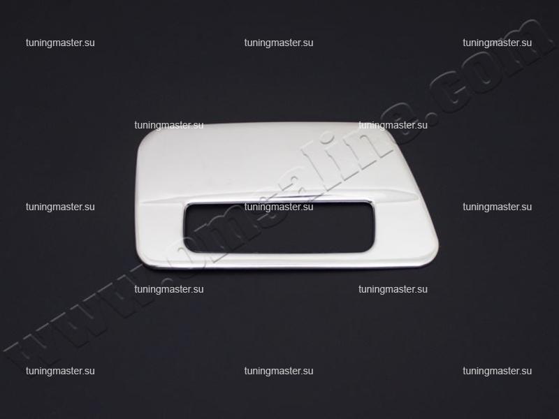 Накладка на ручку двери багажника Toyota Land Cruiser Prado 120
