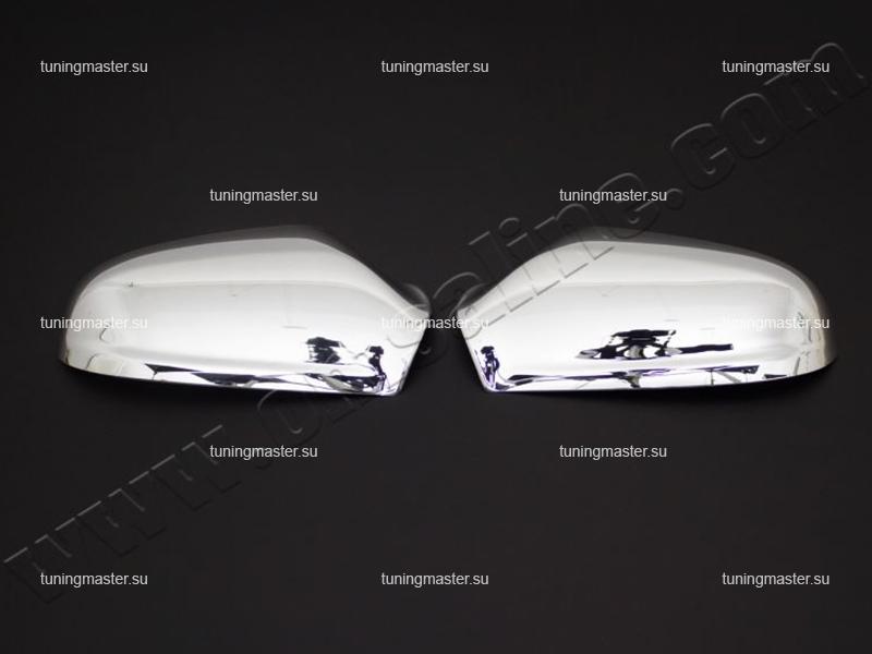 Накладки на зеркала Opel Astra H