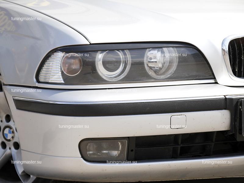 Накладки на фары BMW 5 (E39)