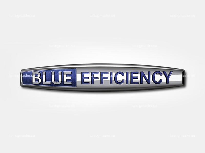 Наклейка на молдинг Mercedes Benz Blue Efficiency