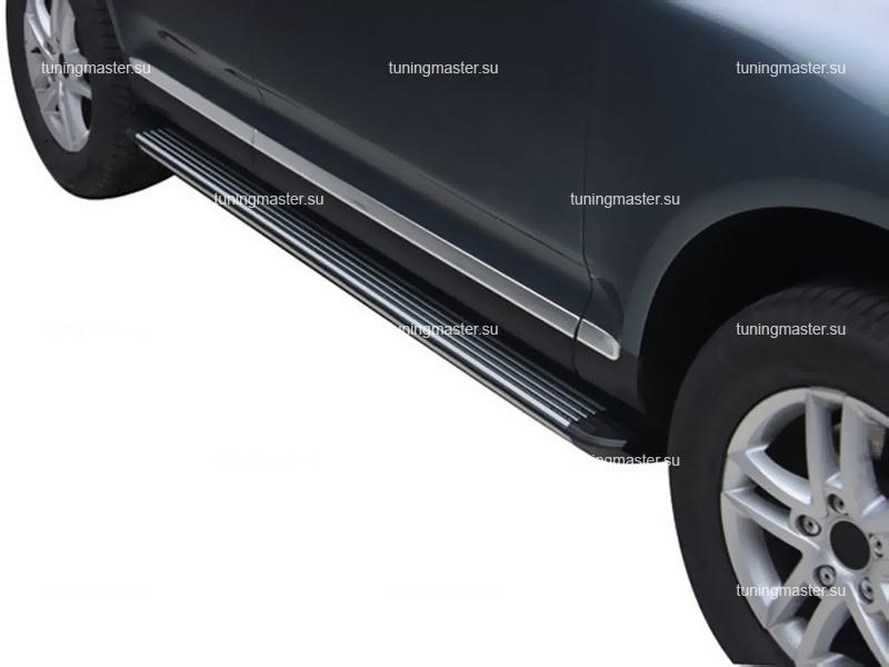 Пороги для Volkswagen Touareg (Original Style)