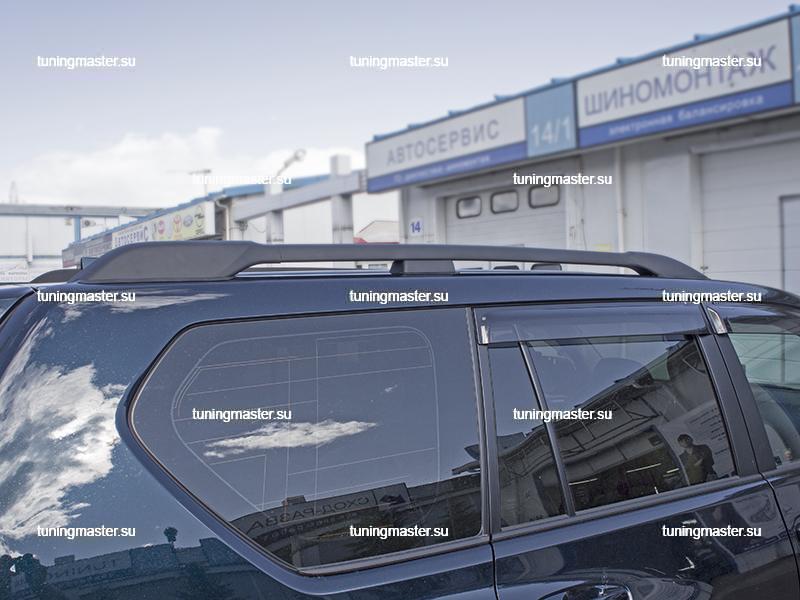 Рейлинги на крышу для Toyota Land Cruiser Prado 150