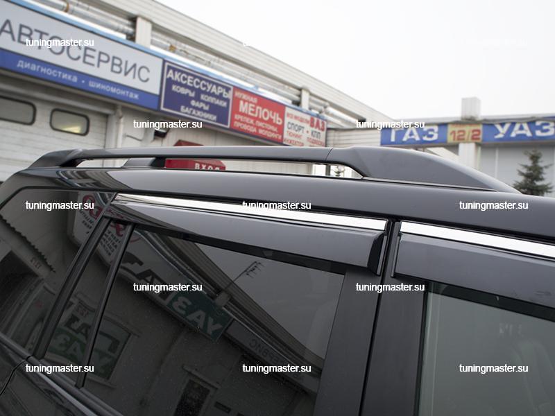 Рейлинги на крышу для Toyota Land Cruiser Prado