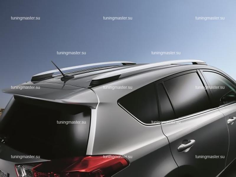 Рейлинги на крышу для Toyota RAV4 Original Style