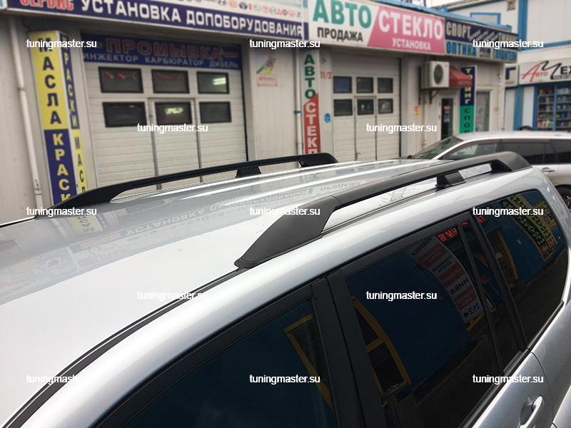 Рейлинги на крышу Toyota Land Cruiser Prado 120