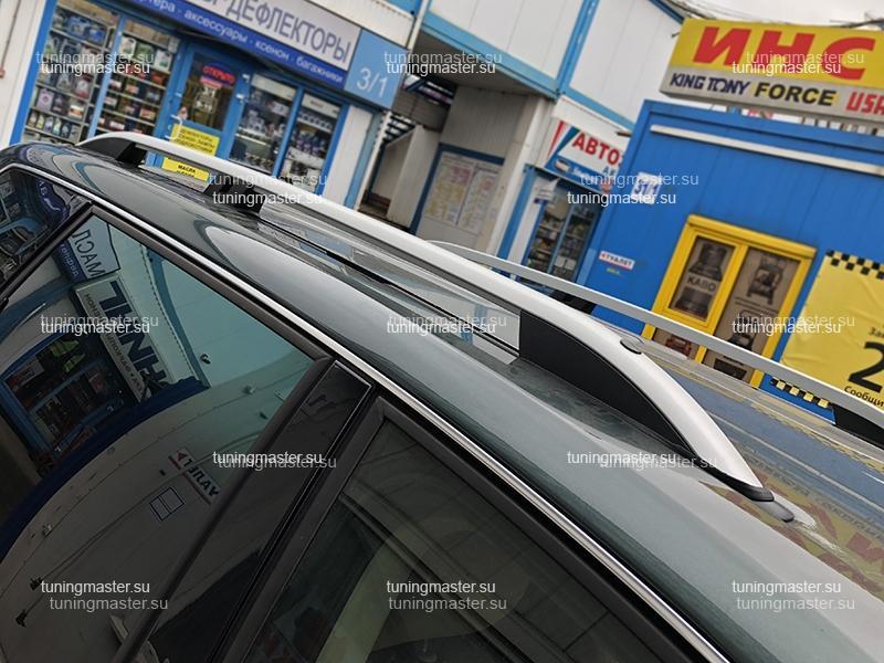 Рейлинги на крышу Volkswagen Touareg