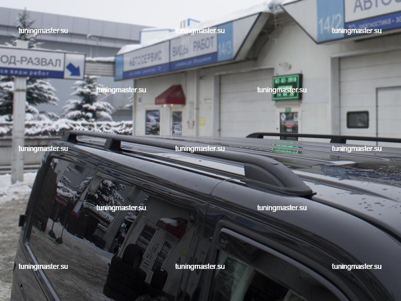 Рейлинги на крышу Volkswagen Transporter