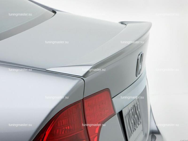 Спойлер на крышку багажника Honda Civic 4D