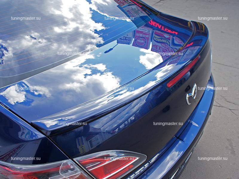 Спойлер на крышку багажника Mazda 6 GH