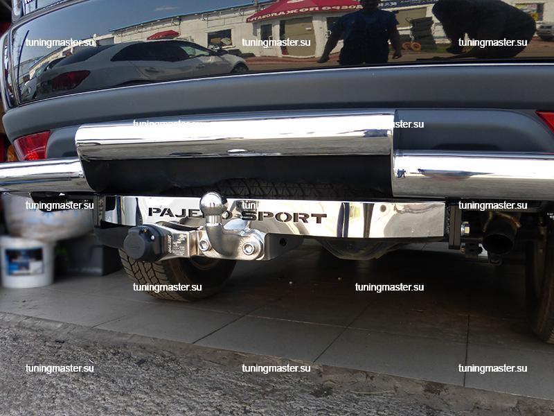 Фаркоп Mitsubishi Pajero Sport 3