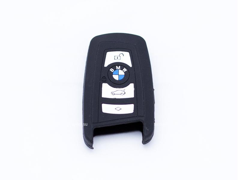 Чехол для ключа силиконовый BMW