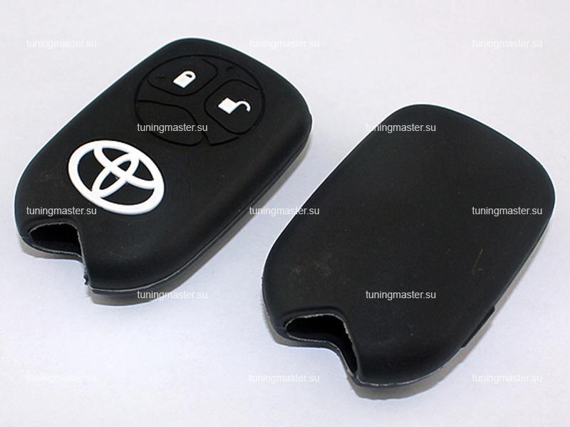 Чехол для ключа силиконовый Toyota