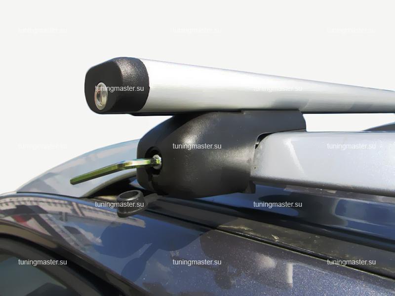 Багажник на рейлинги Nowy (аэродинамика)