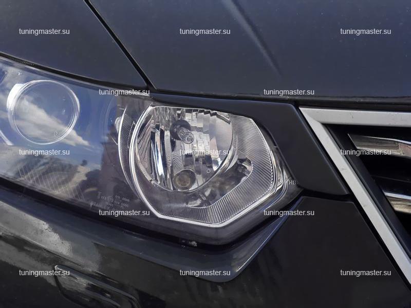 Накладки на фары Honda Accord 8