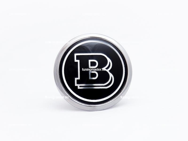 Эмблема на капот Mercedes Benz BRABUS
