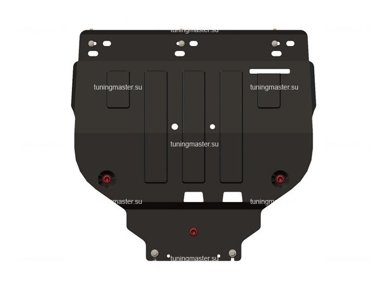 Защита картера и КПП Ford Focus С-Max