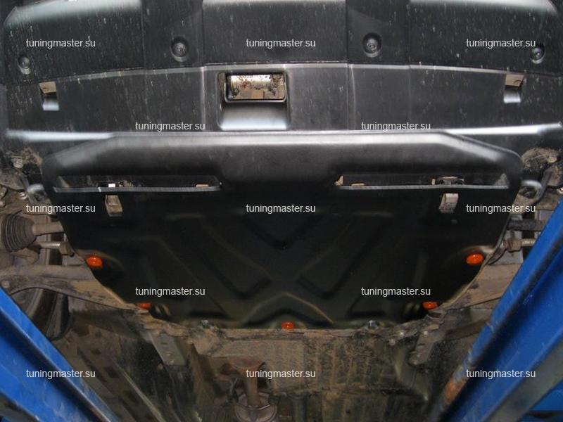 Защита картера и КПП Honda CR-V