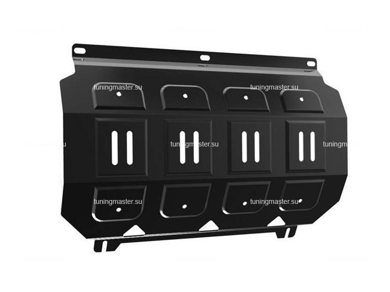 Защита радиатора Mitsubishi Pajero Sport