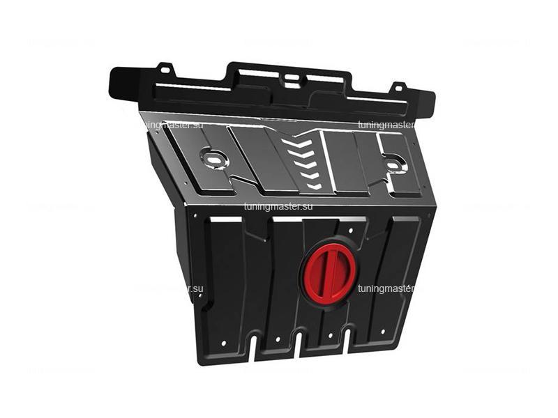 Защита радиатора Lexus GХ460