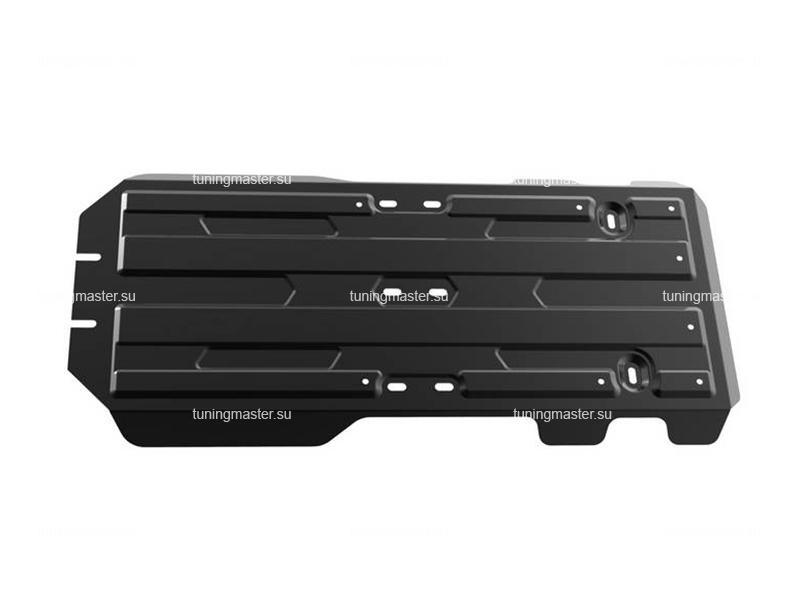 Защита КПП и РК Lexus GX 460