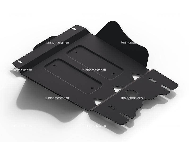 Защита коробки передач Mitsubishi L 200