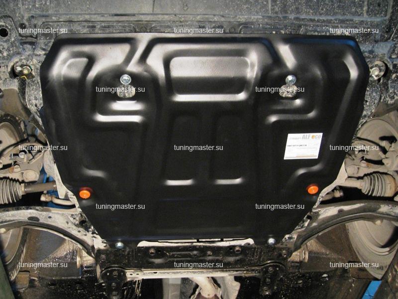 Защита картера и КПП Nissan X-Trail T31