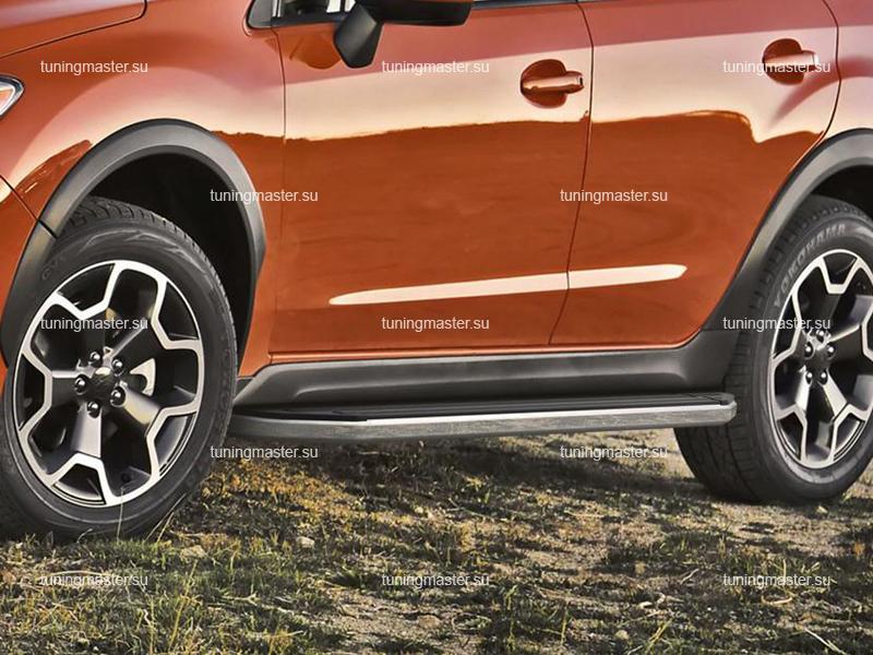 Пороги Subaru XV (Premium)