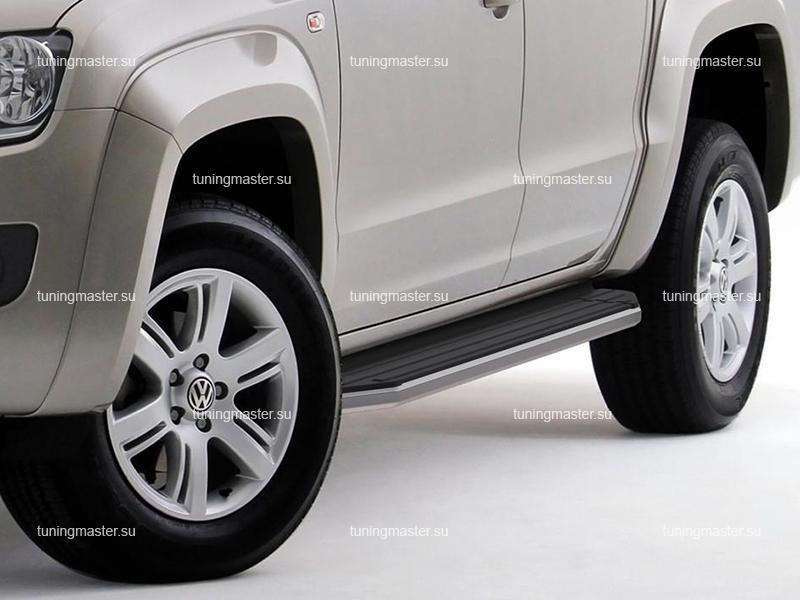 Пороги Volkswagen Amarok (Premium)