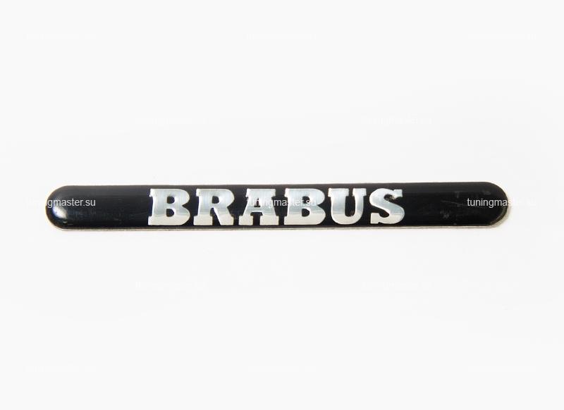 Наклейка на дверной молдинг BRABUS