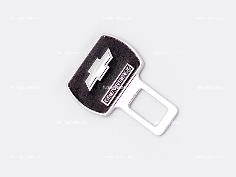 Заглушка ремня безопасности с логотипом Chevrolet
