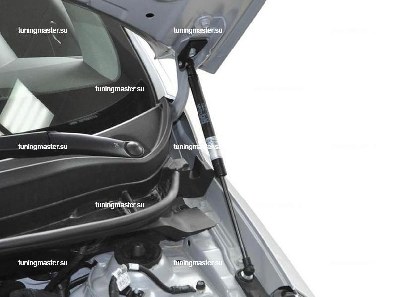 Амортизаторы капота для Hyundai Solaris
