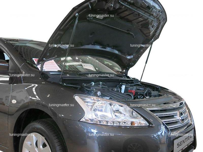 Амортизаторы капота для Nissan Sentra